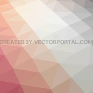 Polygonal Texture Free Vector