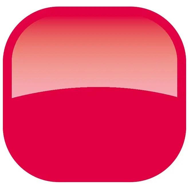Rectangle Web Button Free Vector