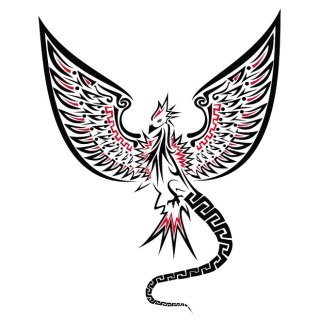Red Dragon Clip Art Free Vector