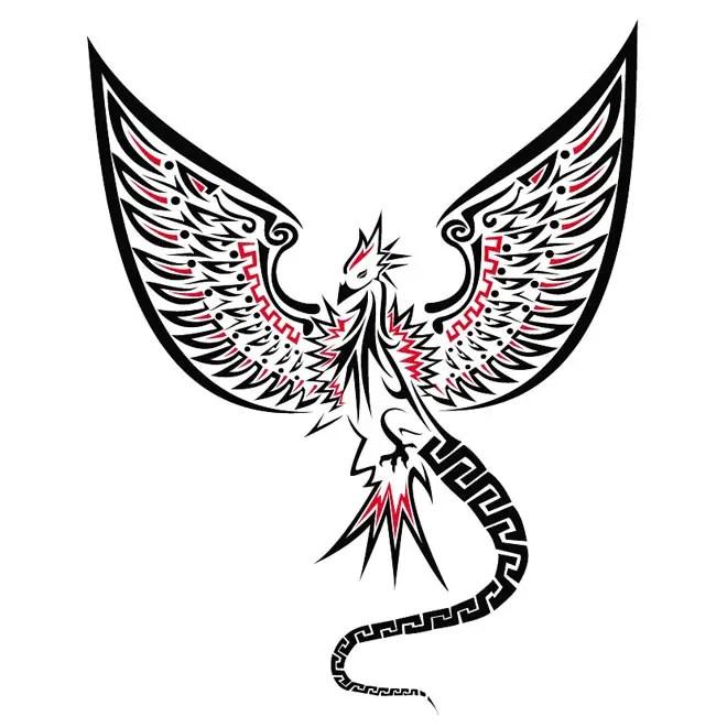 Red Dragon Clip Art Free Vector