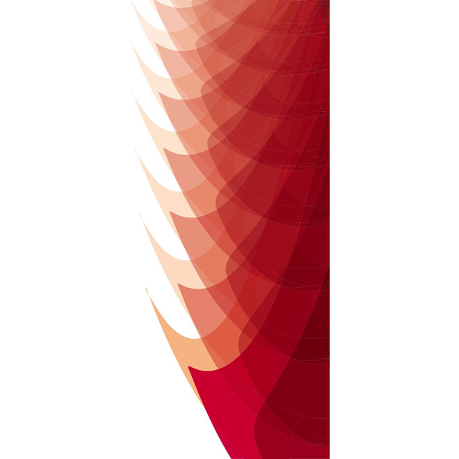Red Gradient Background Free Vector