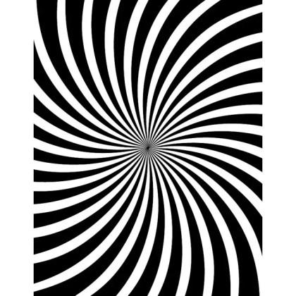Retro Ray Burst Background Free Vector