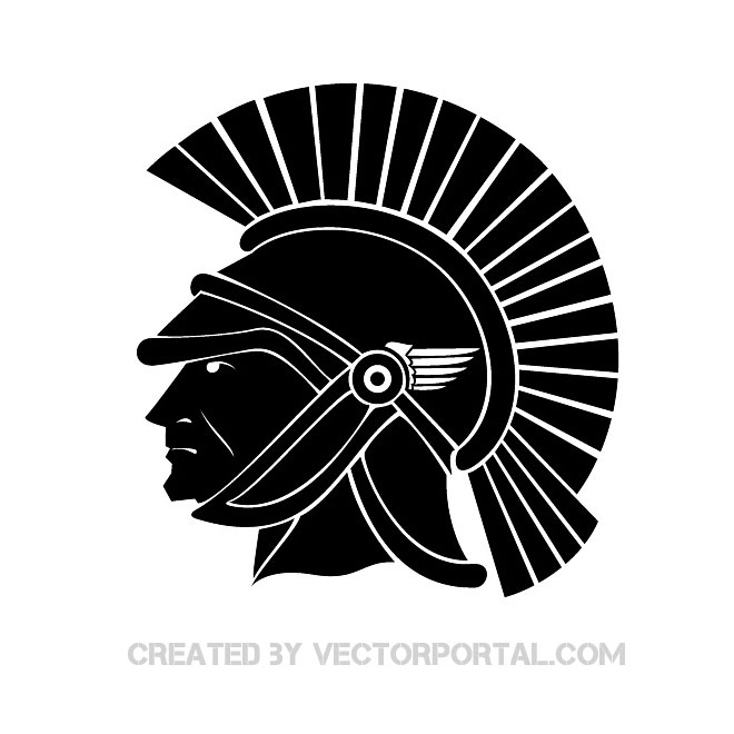 Roman Soldier Image Free Vector 123freevectors