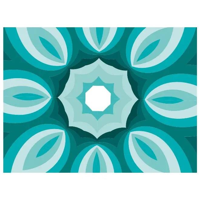 Rosette Stock Image Free Vector