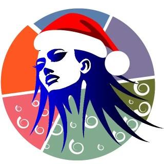 Santa Girl Download Free Vector