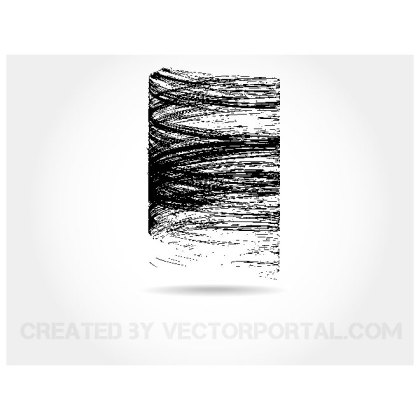 Scribble Graphics Free Vector
