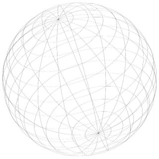 Shape 3D Sphere Free Vector
