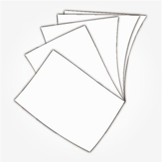 Sheets of Papers Free Vector