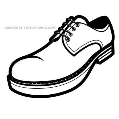 Shoe Graphics Free Vector