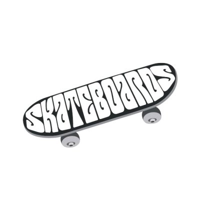 Skateboard Image Free Vector