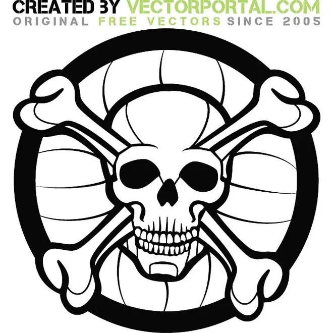Skull Graphics Download Free Vector