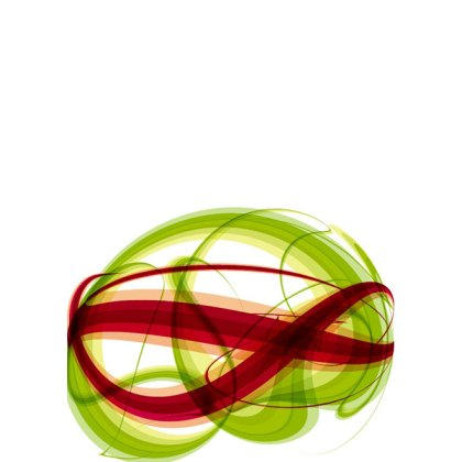Soft Swirls Stock Free Vector