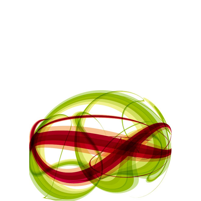Soft Swirls Stock Free Vector