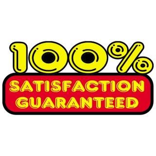 Sticker 100 Percent Free Vector