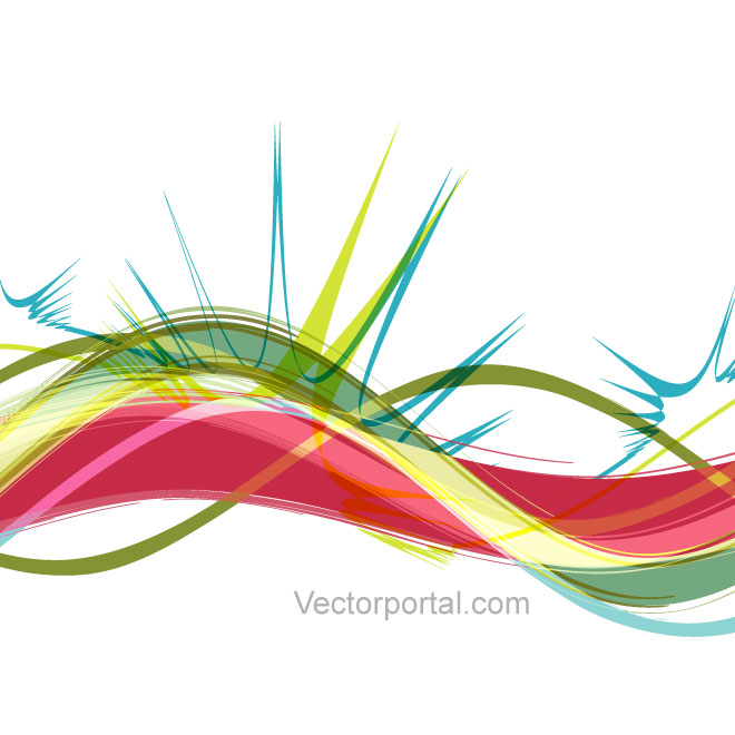 Stock Abstract Backdrop Free Vector