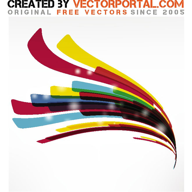 Stock Abstract Design Free Vector