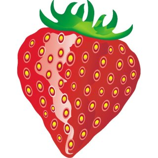 Strawberry Clip Art Free Vector