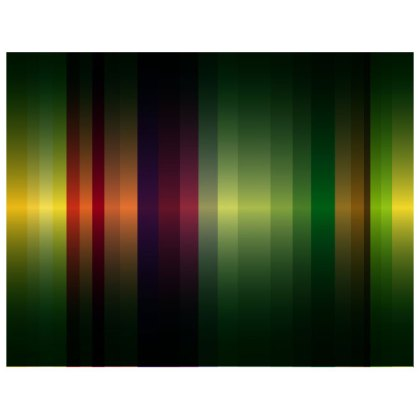 Stripes in Color Background Free Vector