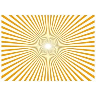 Sunbeams Graphics Free Vector