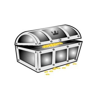 Treasure Chest Clip Art Free Vector