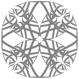 Tribal Decal Ornament Free Vector