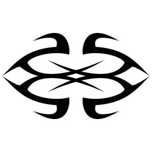 Tribal Design Element Free Vector