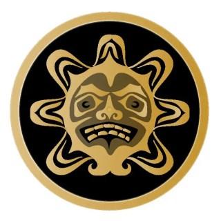 Tribal Mask 3 Free Vector