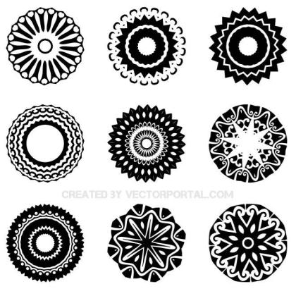 Tribal Pack Free Vector