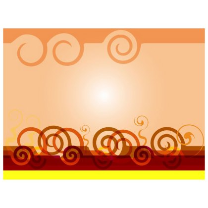 Twirl Background Free Vector