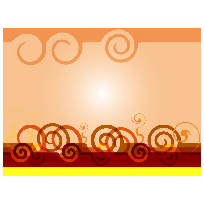 Twirl Background Free Vector