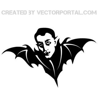 Vampire Bat Image Free Vector