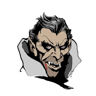 Vampire Image Free Vector