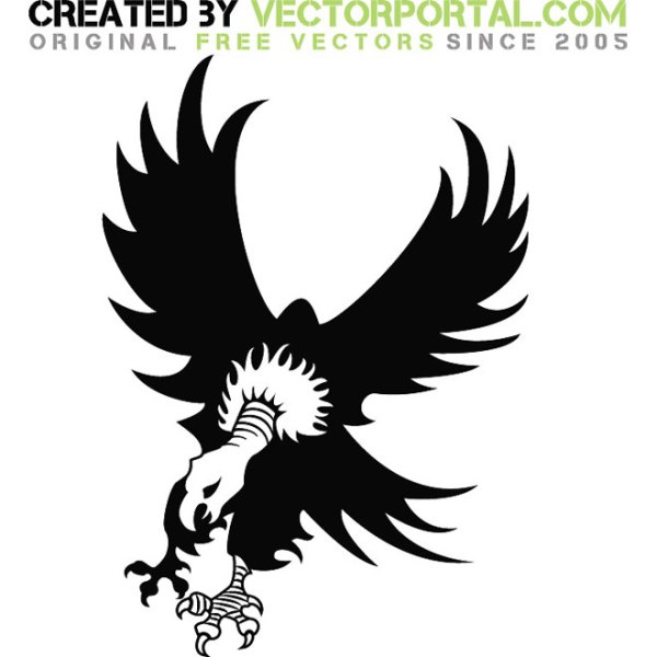Vulture Graphics Free Vector