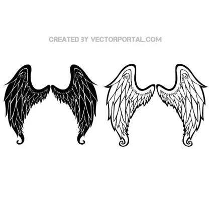 Wings Free Image Free Vector