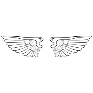 Wings Free Stock Free Vector