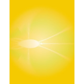 Yellow Abstract Background Free Vector
