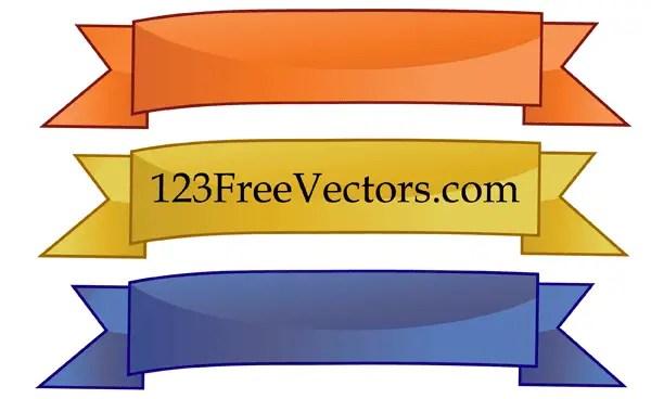 free vector banners 123freevectors rh 123freevectors com free vector banner graphics free vector banner designs