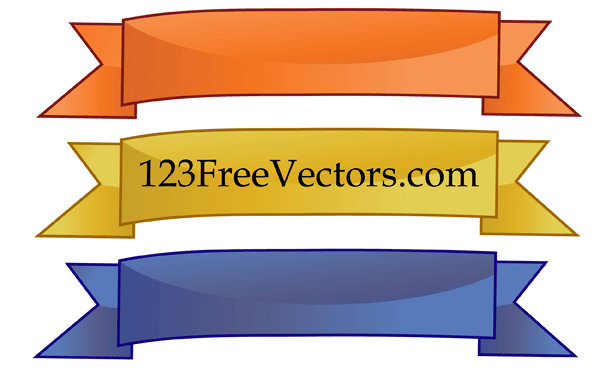 free vector banners 123freevectors rh 123freevectors com free banner vector design free banner vector illustration