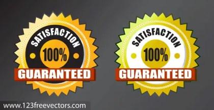 Satisfaction Guarantee Vector