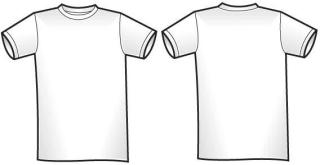 Men's Basic Round Neck T-shirt