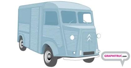 Van free Vector