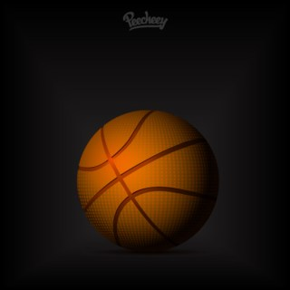 Basketball Free Vector