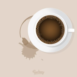 Cup of Coffee Free Vector
