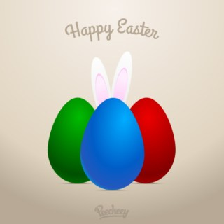 Easter Celebration Free Vector