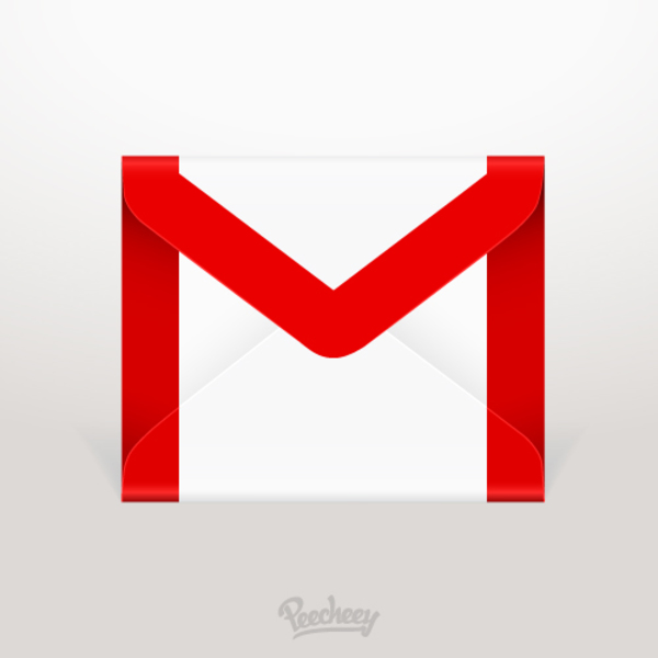 Gmail Icon Free Vector
