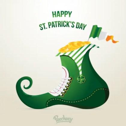 Happy St. Patricks Day Free Vector