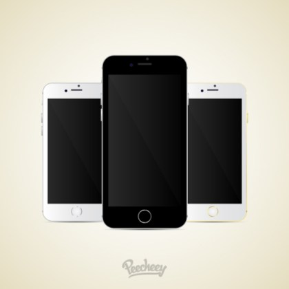 Iphone 6 Templates Free Vector