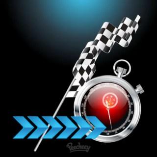 Racing Free Vector