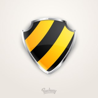 Security Shield Icon Free Vector