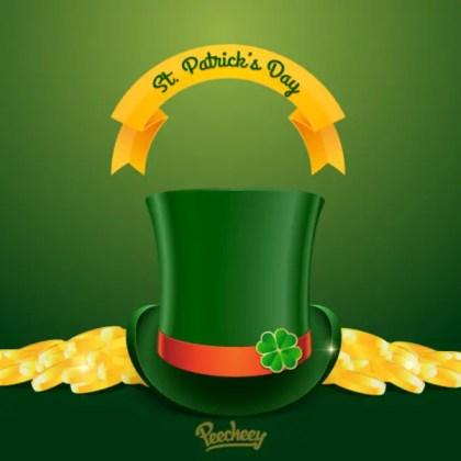 St. Patricks Day Free Vector